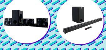 Qual você escolhe: Soundbar ou Home Theater?