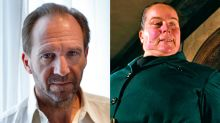 Ralph Fiennes in the frame for Miss Trunchbull in Netflix's 'Matilda' musical