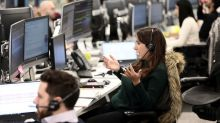 Midcaps slip on weak data; trade news cushions FTSE fall