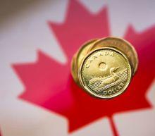 Canadian dollar strengthens as oil surges nearly 5%