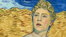 'Loving Vincent' exclusive scene: Oscar hopeful Saoirse Ronan gets a van Gogh makeover