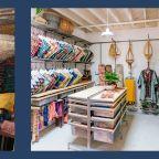 Justina Blakeney's Studio Closet Is Every Crafter's Dream