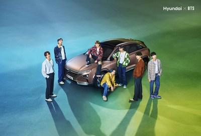 Hyundai Motor and BTS together celebrate the new Earth Day with a new film about the hydrogen campaign