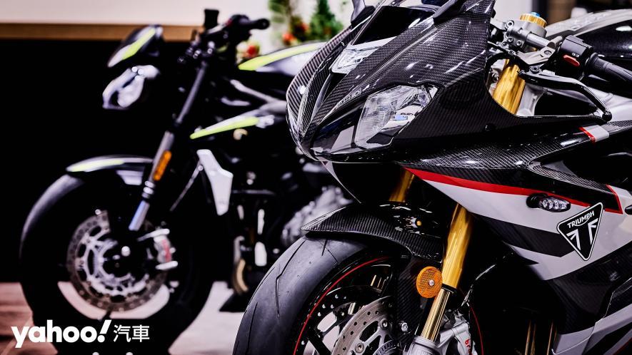 唯一官方認可道路化廠車!Triumph Daytona Moto2 765 Limited Edition實車鑑賞! - 4
