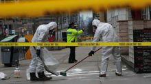 Toronto van attack suspect left 'cryptic message'