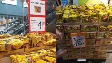 Salted egg Indomie now available in Singapore for $1 at NTUC FairPrice Finest outlets