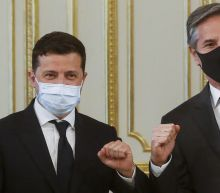 Blinken in Ukraine reaffirms US support amid Russia tensions