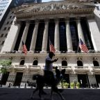 S&P 500 ends down slightly after flirting with record levels again
