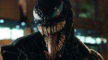 Un Venom con ojos provoca terror en la red