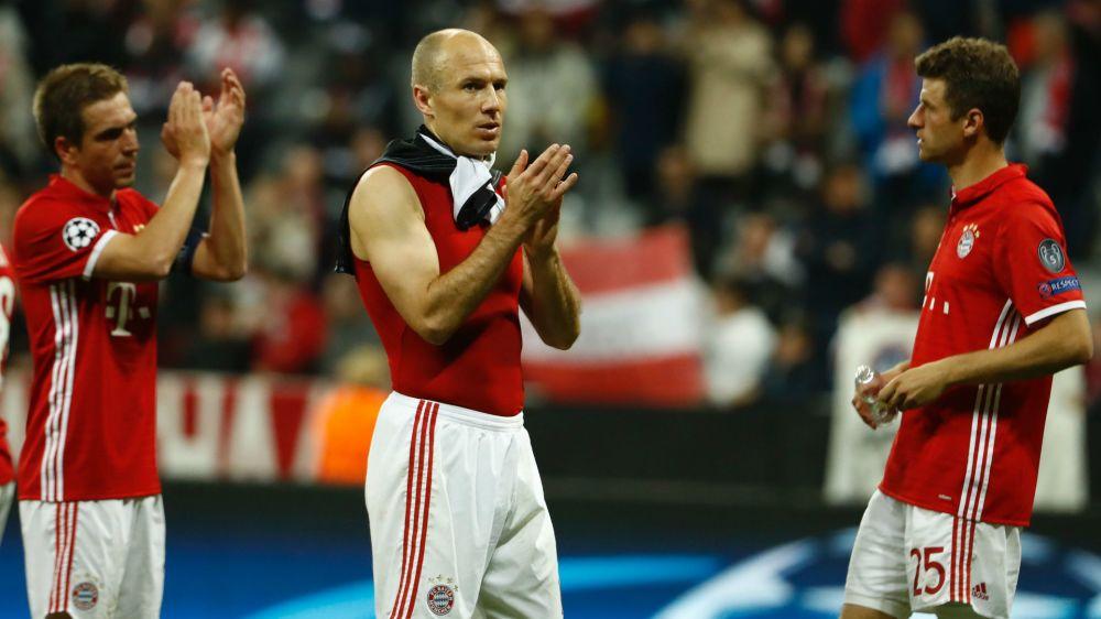 """Bayerns Robben vor Real: """"Erste Chance muss ein Tor sein"""""""