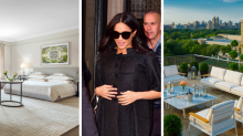 Inside the luxe NYC hotel where Meghan Markle is having her baby shower
