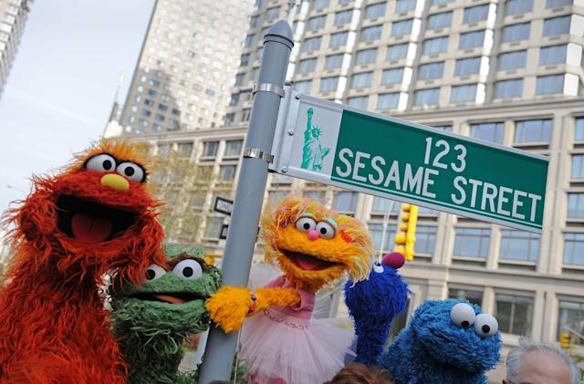 Apple adds Sesame Workshop kids' programming to its TV slate