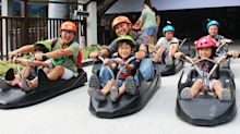 Skyline Luge Sentosa unveils new luge tracks, skyline ride