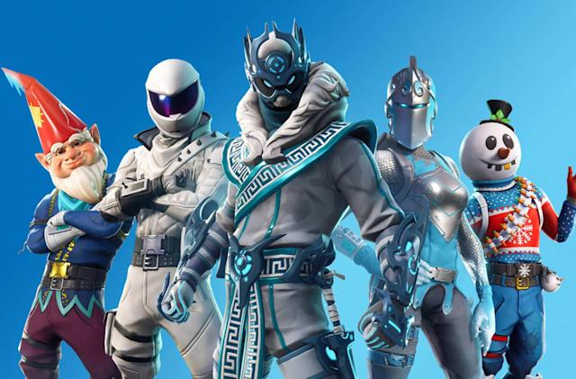 'Fortnite' adds split-screen multiplayer on PS4 and Xbox One