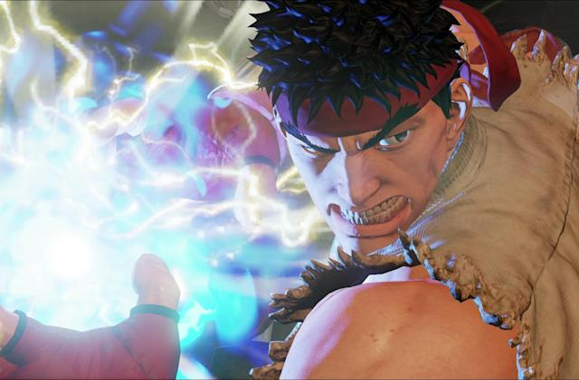 'Street Fighter V' will publicly humiliate rage quitters (update)