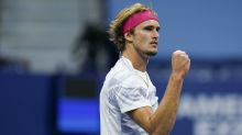 Alexander Zverev battles back from two sets down to reach US Open final