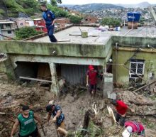 At least 38 dead after record-breaking rainfall triggers landslides in Brazil
