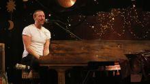 Chris Martin: Pandemic has been eye-opening for music stars