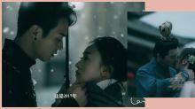 太甜蜜了!傅恆、瓔珞在微電影MV相戀 延續《延禧》的愛情