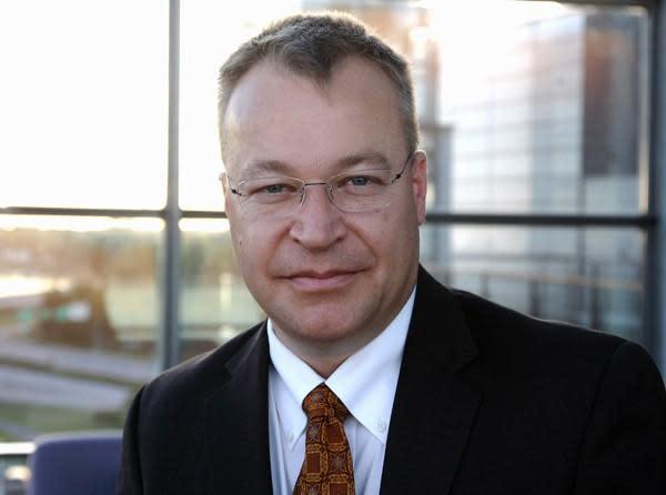 Nokia CEO Stephen Elop rallies troops in brutally honest 'burning platform' memo? (update: it's real!)