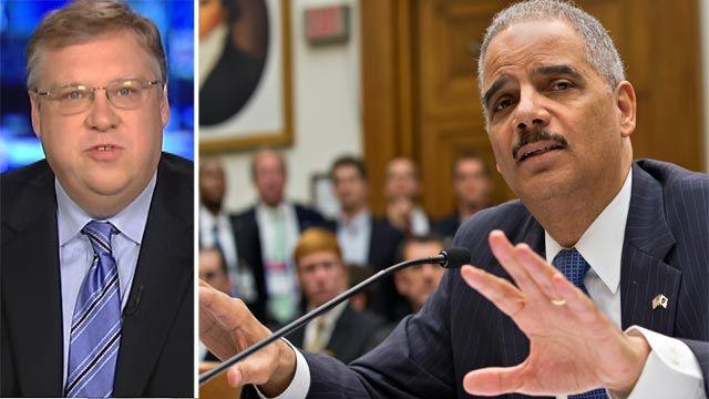 Did Holder lie to Congress about involvement in Fox case?