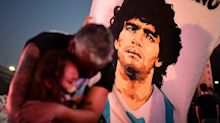 With Diego Maradona's death, a part of every Argentinean dies with him