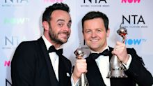 Ant and Dec replaced as hosts of Prince's Trust Awards