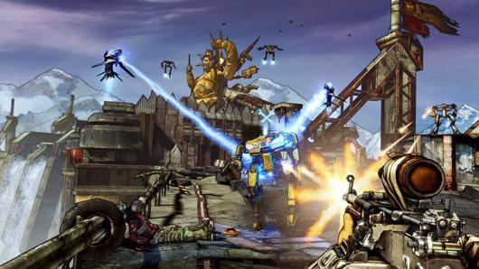 Borderlands 2 shoots through 10 million copies shipped
