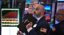 美股日誌 經濟遜色反利股 美元下滑金價揚