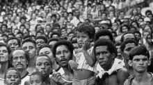 A história da foto da geral do Maracanã que ganhou cores e viralizou nas redes sociais
