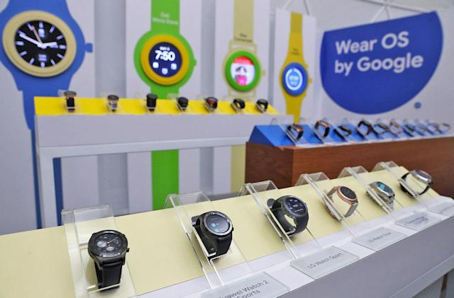 Google is rumored to be working on a Pixel smartwatch