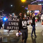 Truck drives through Breonna Taylor protest in Hollywood, injures at least 1 person