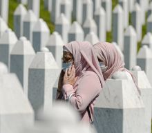 25 years since Srebrenica, some victims finally laid to rest