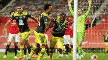 Manchester United cede empate para o Southampton nos acréscimos
