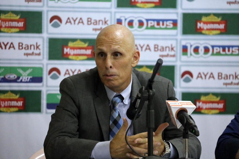 Tri Nation Series- Stephen Constantine: St. Kitts and Nevis are dangerous on the counter attack