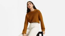 These new sweaters from Everlane are perfect for cool summer nights