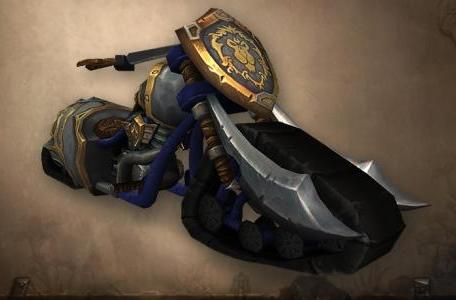 The Daily Grind: Where do your mounts go when you aren't using them?