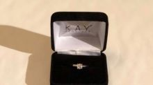 'Heartbroken' man is giving away the engagement ring he never got to use