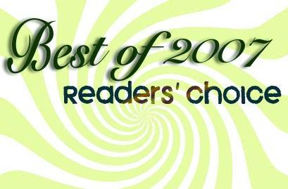Readers' Choice: The best of 2007