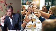 Dear Richard Madeley: 'How can I stop my husband holding court at parties?'