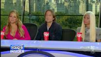 Keith Urban Spills Drink on Nicki Minaj: 'Idol' Faceoff Number 2?