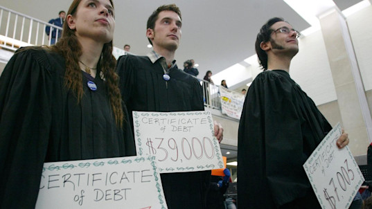 Here's why employers may want to help out on the mountain of student loan debt