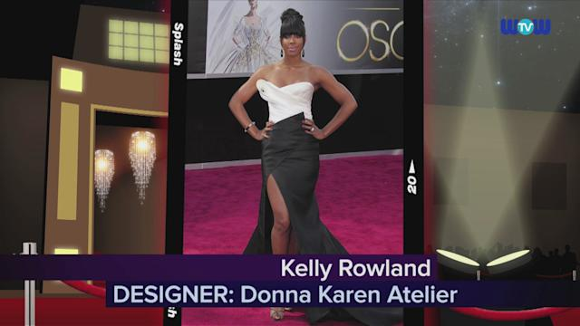 WOWtv - 2013 Academy Awards Red Carpet Fashion