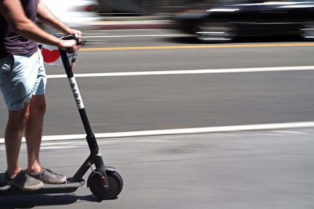 Uber wants to make its own electric scooters