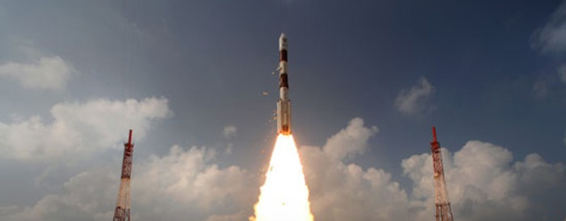 ISRO successfully launches longest mission PSLV SCATSAT-1 with 8 satellites from Sriharikota