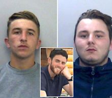 Teens jailed for manslaughter over death of 'gentle giant' PC Andrew Harper