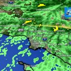 Southern California winter storm douses region with last day of heavy rain before skies clear