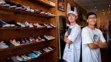 Sneaker aficionados look to get in on lucrative trade of rare kicks