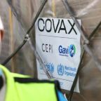 Ghana president receives world's first free Covax jab