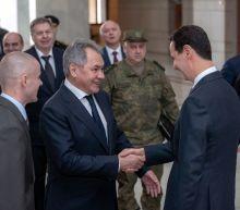 Assad praises Russia's role in Syria conflict